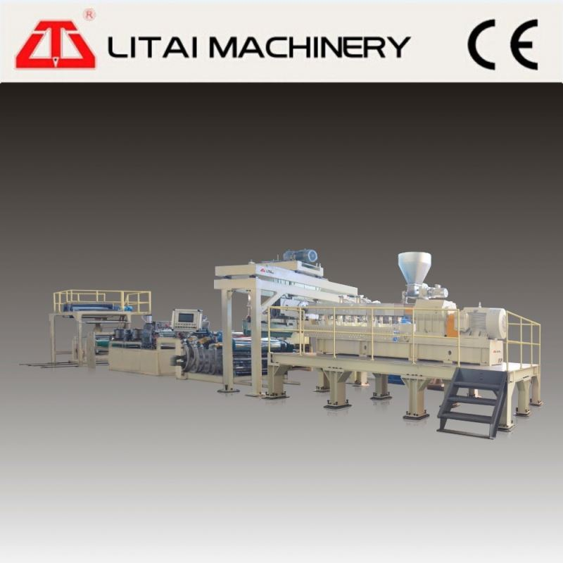Factory Sale good quality pet sheet extruder line with good prices