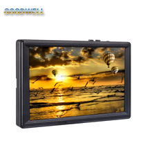 "Built in F970 Battery Plate IPS Panel 7"" LCD HD-SDI Broadcast Monitor with Color Histogram ,Vector Scope , Tally Indicator Light"