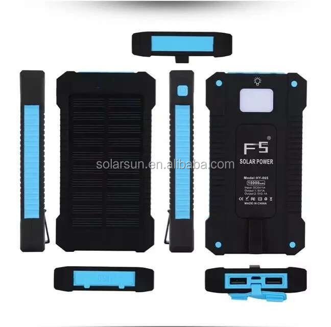 Best quality solar power bank/powerbank for Retailer Distributor reasonable price