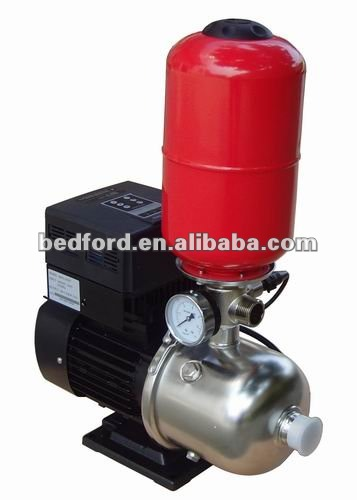 VFD/VSD booster pump system for water supply