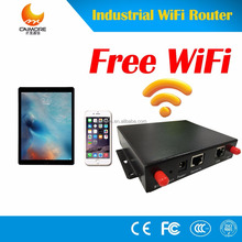 m2m wireless Industrial 4g modem lte router wifi with sim card slot lan for remote monitoring m2m vending telemetry