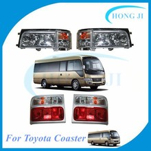 Toyota coaster parts led tail light 24v bus toyota coaster headlight