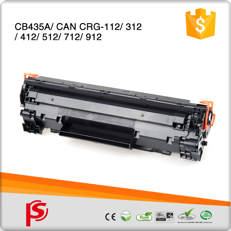 Genuine original toner cartridge box CB435A for HP LaserJet P1005/P1006 CANON Laser Shot LBP3018/3108/3050/3150/3010/3100
