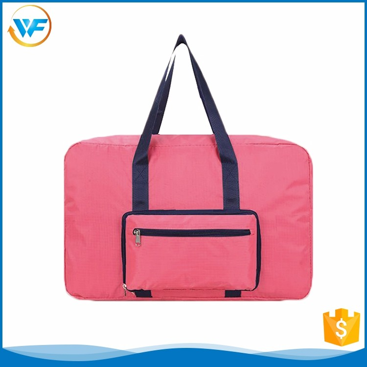 China Waterproof Sport Collapsible One Day Travel Bag