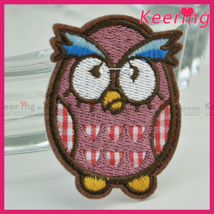 Latest computer embroidery designs clothing patch buy