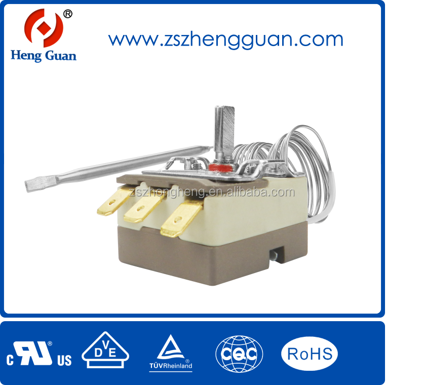 Wholesale high temperature deep fryer thermostat