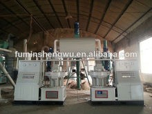automatic machines for make pellet wood,wood pellet making machine