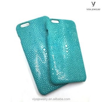 Luxury VIP gift of Stingray leahter mobile phone shell