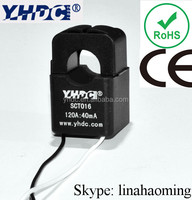 SCT Split core current transformer/instrument transformer CT sensors