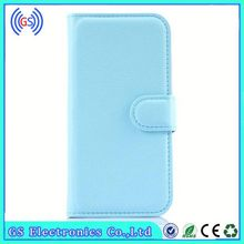Phone Cover For Alcatel One Touch POP C5 High Quality PU Leather Case Wallet Style With Card Slot