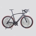 Chinese aero racing FM098 complete OEM finish cheap carbon road bike