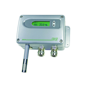 Industrial Humidity and Temperature Transmitter EE23 From Austria