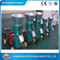 Farm Machinery Feed Processing Machines small pellet production line/wood pellet mill