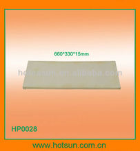 Cordierite Refractory Pizza Baking Stone HP0028