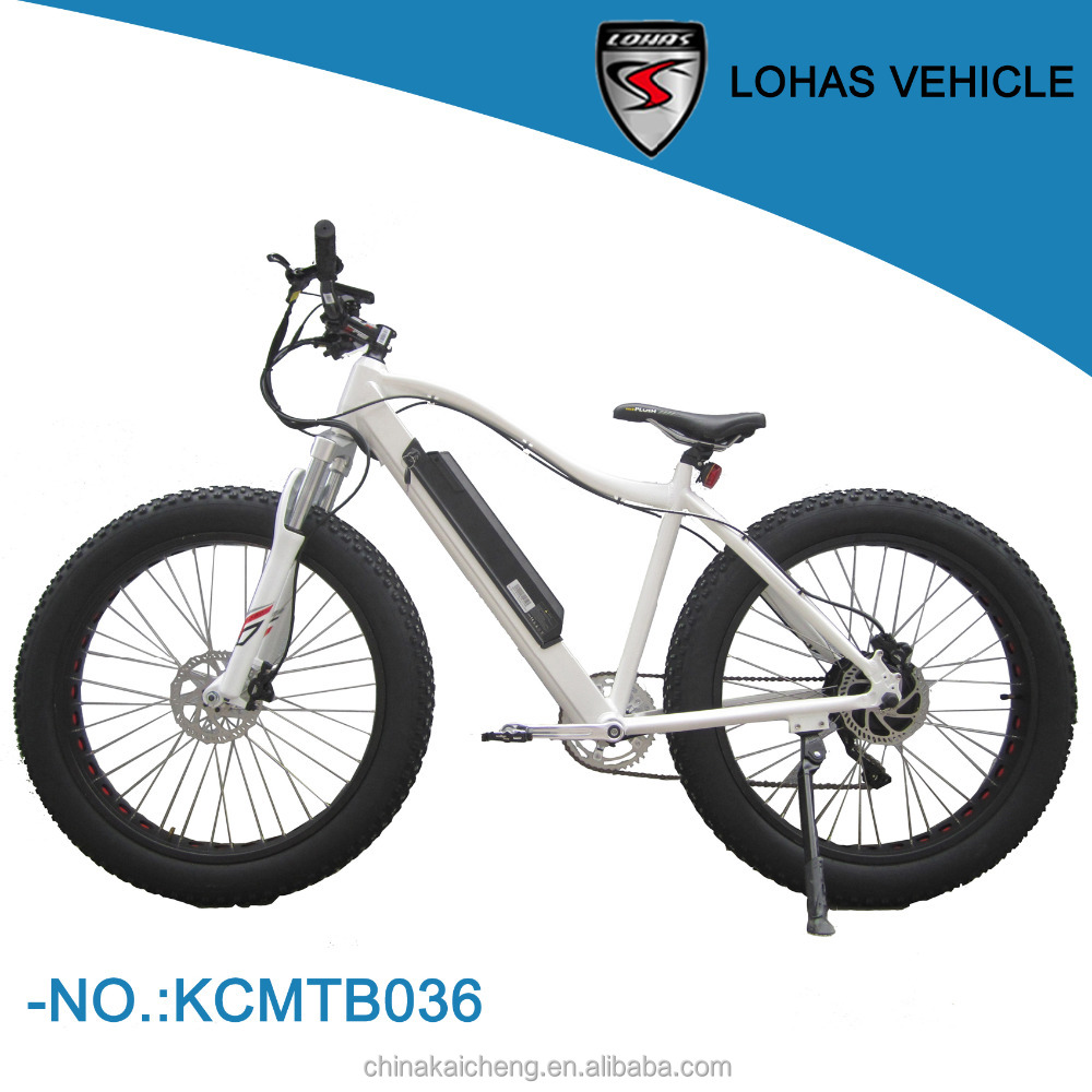 350w super fashion outer 7 speed 26'' fat tire ourdoor sport electric bike