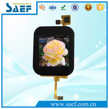 "1.54"" high luminance TFT320x320 IPS type MCU interface with Capacitance touch screen lcd display"