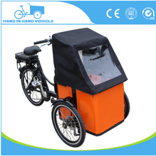 Cargo use for and motorized driving type motor tricycle on hot sale