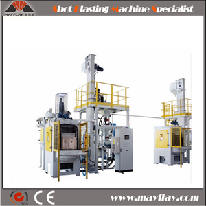 Factory Price Shot Blast Cleaning Machine To Floor Surface Cleaning