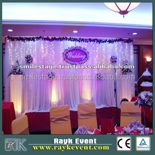 Wholesale Cheap Photo Booth Pipe and Drape System