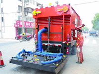 Freetech PM220 Hot-in-Place Recycling Asphalt Road Maintenance Machine