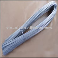 Hebei Manufacture electro galvanized steel binding wire