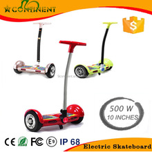 2016 new hand control electric balance scooter standing 36v two wheels self balancing scooter