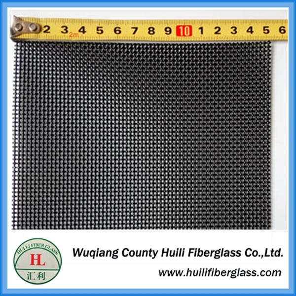 Colored White Fiberglass Soundproof Stainless Steel Fly Screen Netting Aluminum Insect Mosquito Mesh