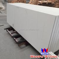 Largest Size Thin White Quartz Countertop Slabs