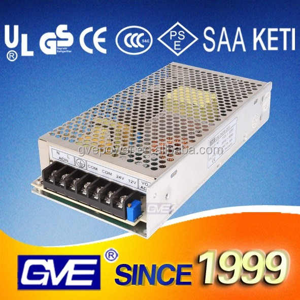 2016 hot sales 24v 10a desktop power supply with UL GS KC CE certifications