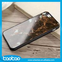 Newest Real Marble Stone Nature Eco-friendly Marble Phone Cover for iPhone 6 6s Hand Made Ultra Thin Marble Case