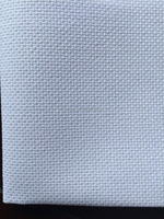 white aida cross stitch cloth cross stitch fabric