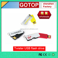 branded metal usb flash drive mini usb flash waterproof usb flash disk