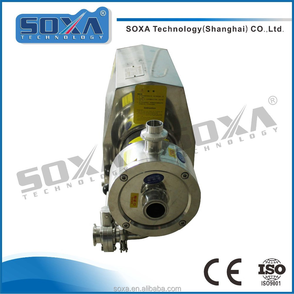 China supplier sanitary stainless steel centrifugal water pump with low price
