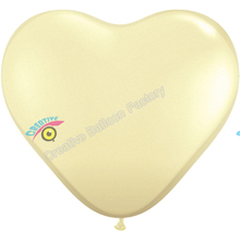 2016 different color 36inch giant latex balloon heart shape latex balloon