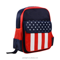 American style simple backpack school bag for teens