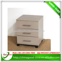 knock down design Ikea style wooden drawer chest