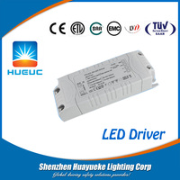 24V dimmable led driver 1500ma 12W