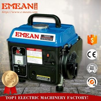 lowest price mini generator 2 stroke 220v gasoline generator