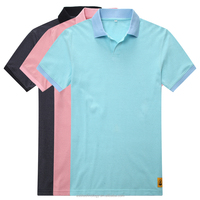 Soft Unisex Antistatic Short Sleeve POLO Shirt of Low Triboelectric Voltage