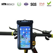 Sport Mount Bike Cycle Stand Holder Waterproof Case Bag for Samsung Galaxy Note 2 Note II for Libya market