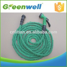 High response rate Colorful portable copper expandable garden hose