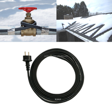 Self regulating Heating Cable Kit Pipe & Roof De-icing