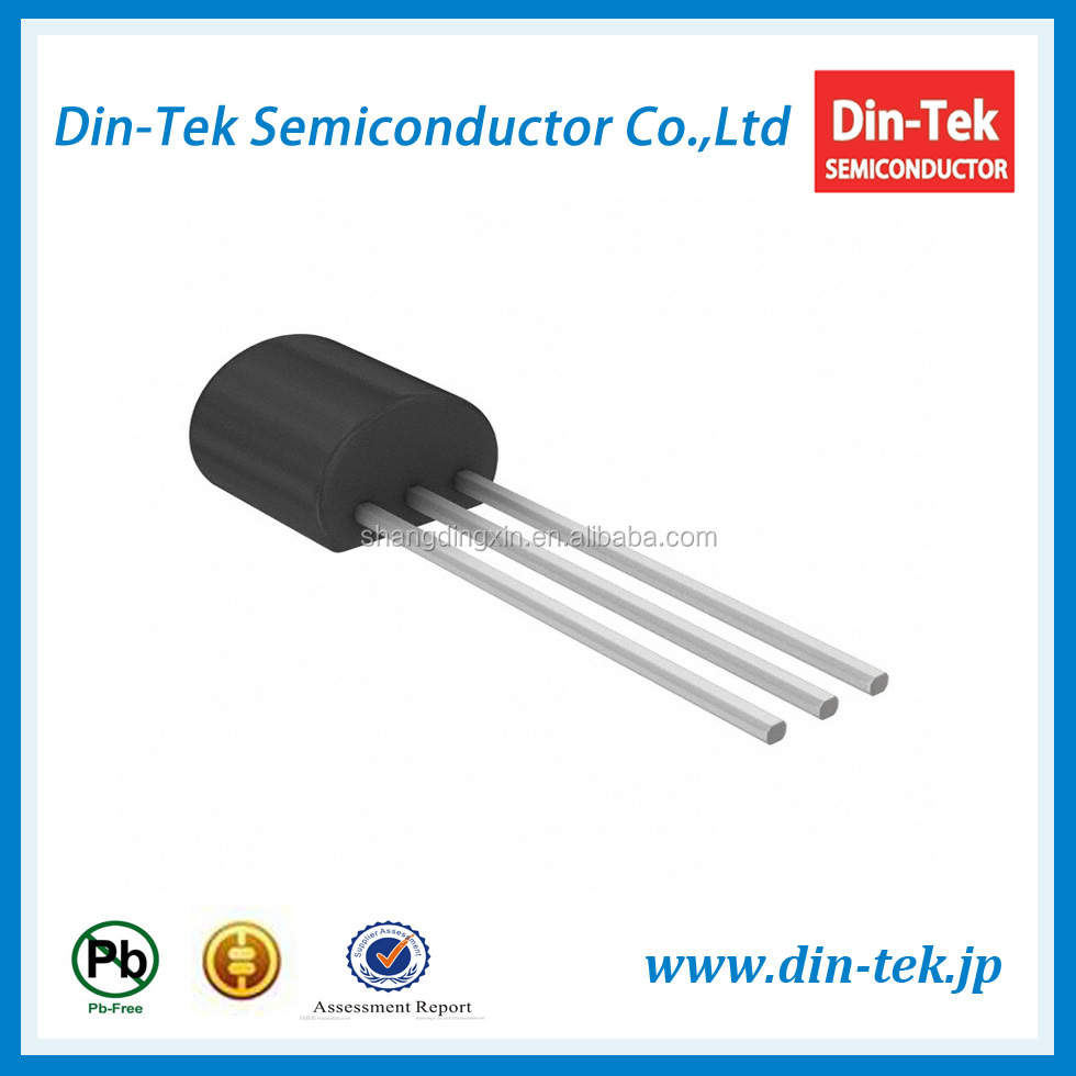 Din-Tek power Mosfet DTE6420 N-channel TO-92 60V switching triode transistor