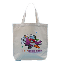 High quality new design shopping cotton canvas tote bag
