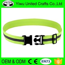 High Visibility Outdoor Safety Clothing Chaleco Reflective Vest Belt