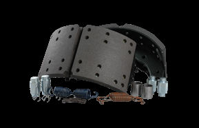 Commercial Heavy Duty Truck Brake Shoes