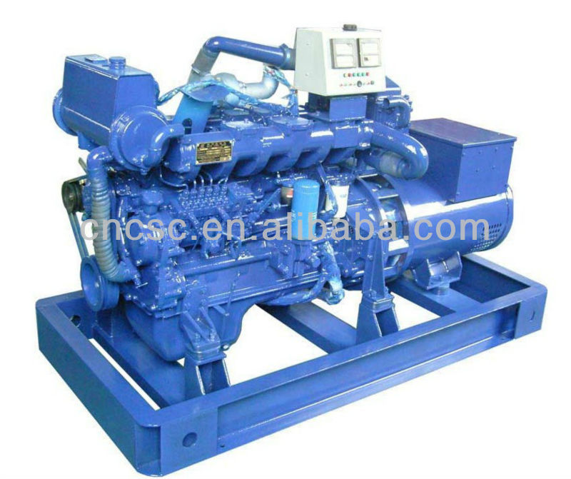 30kw Marine Emergency Diesel Generator with cummins engine