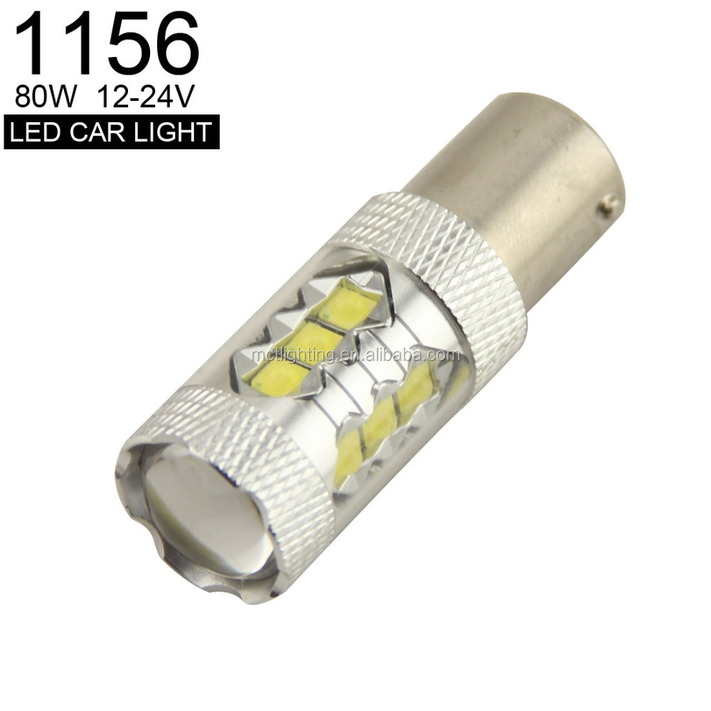 xenon White 1156 1157 Car led Light auto Bulb Indicator License Plate Map Dome Packing Car Styling