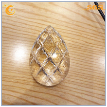 Low price glass crystal chandelier stone/glass prism/weeding gift crystal
