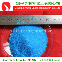 Cu 24% electroplating copper sulphate cuso4